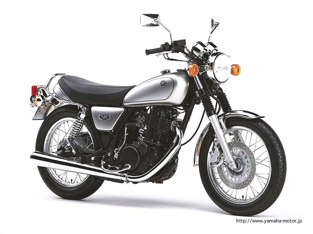 Yamaha SR500 & SR400 Forum • View topic - Why the SR400?